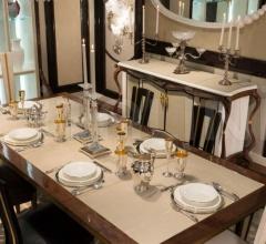 Стол обеденный Michelangelo фабрика Mantellassi 1926