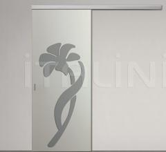 Porta Orchidea - scorrevole Plana