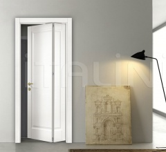 Porta double LP1 bianco