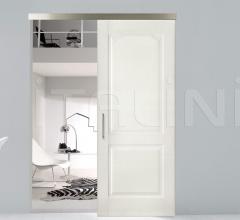 Porta plana LP13 bianco