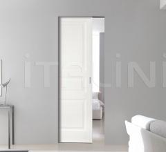 Porta a scomparsa walldoor LP28 bianco
