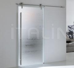 Porta steel 3701 vetro materik