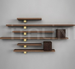 IL PEZZO 5 Wall cabinet with shelves
