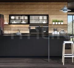 Кухня Telero 1 фабрика Euromobil