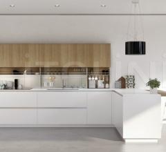 Кухня Telero 2 фабрика Euromobil