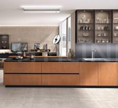 Кухня Antis Fusion фабрика Euromobil