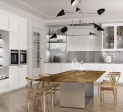Кухня Filo 2 фабрика Euromobil