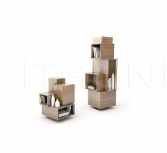 Книжный стеллаж MI791/MI792 фабрика Mobilidea