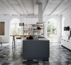 Кухня Fenix фабрика Arrex le cucine