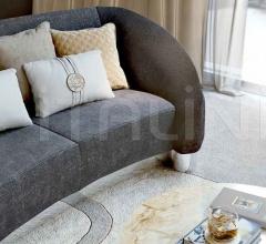Двухместный диван INFINITY 6053 фабрика Bizzotto