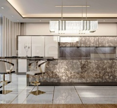 Кухня Infinity фабрика Bizzotto