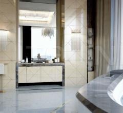Итальянские аксессуары для ванной - Полотенцедержатель INFINITY 7016 фабрика Bizzotto