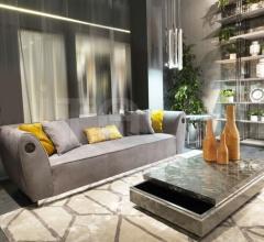Трехместный диван SYMPHONY 6055 фабрика Bizzotto