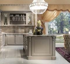 Итальянские кухонные гарнитуры - Кухня Precious фабрика Bizzotto