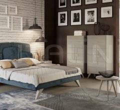 Кровать Victor фабрика Stilema