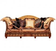 Трехместный диван D430 фабрика Francesco Molon