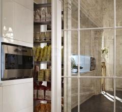 Итальянские кухни с островом - Кухня ARTICA фабрика Francesco Molon