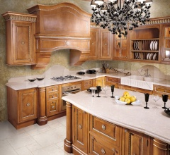 Кухня ROMANCE фабрика Francesco Molon