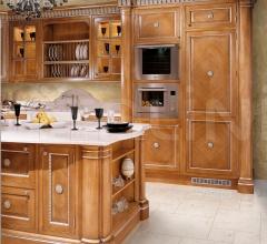 Итальянские кухни с островом - Кухня ROMANCE фабрика Francesco Molon