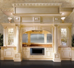 Кухня YVONNE фабрика Francesco Molon
