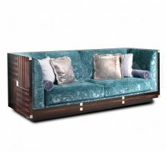 Двухместный диван D542 фабрика Francesco Molon