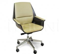 Итальянские кресла офисные - Кресло P534.01 фабрика Francesco Molon