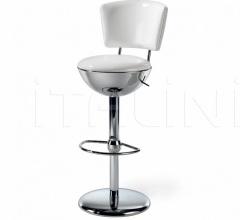 Барный стул S509 фабрика Francesco Molon