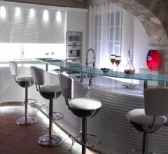 Итальянские барные стулья - Барный стул S509 фабрика Francesco Molon