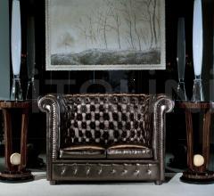 Двухместный диван D513 фабрика Francesco Molon