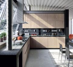 Кухня Lab 13 3 фабрика Aran Cucine