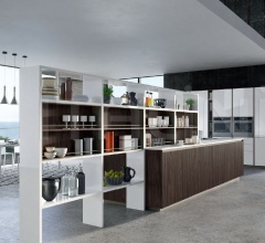 Кухня Lab 13 4 фабрика Aran Cucine