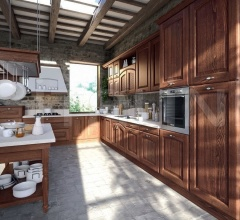 Кухня Trevi 2 фабрика Aran Cucine