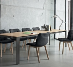 Раздвижной стол PASCAL фабрика Bontempi Casa