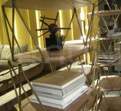 Книжный стеллаж SUSANNE фабрика Ulivi Salotti