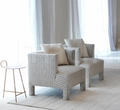 Кресло Mody фабрика Driade