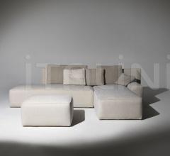 Модульный диван Wow Low Back фабрика Driade