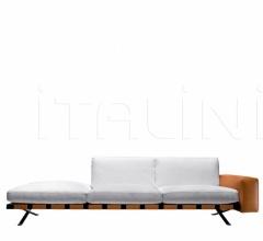 Модульный диван fenix фабрика Driade
