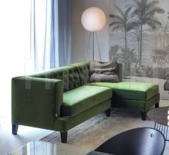 Модульный диван hall фабрика Driade