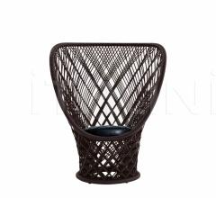 Кресло PAVO REAL фабрика Driade
