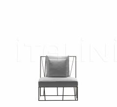 Кресло herve фабрика Driade