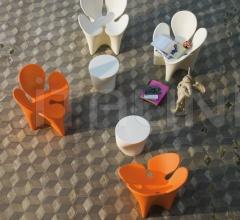 Итальянские столы - Стул CLOVER фабрика Driade