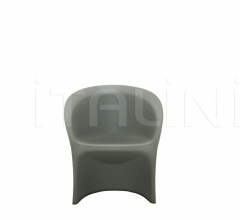 Кресло modesty veiled фабрика Driade