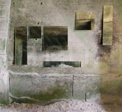 Настенное зеркало NO FRAME фабрика Driade