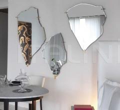 Настенное зеркало archipelago фабрика Driade