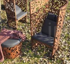 Кресло camouflage фабрика Driade