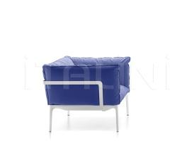 Кресло YALE фабрика Mdf Italia