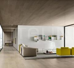 Кресло Pad 3.0 фабрика Mdf Italia