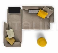 Модульный диван COSY фабрика Mdf Italia