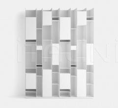 Книжный стеллаж RANDOM BOX фабрика Mdf Italia