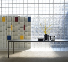 Книжный стеллаж RANDOM фабрика Mdf Italia